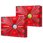 8132 Callaway 2018 Chrome Soft Golf Balls